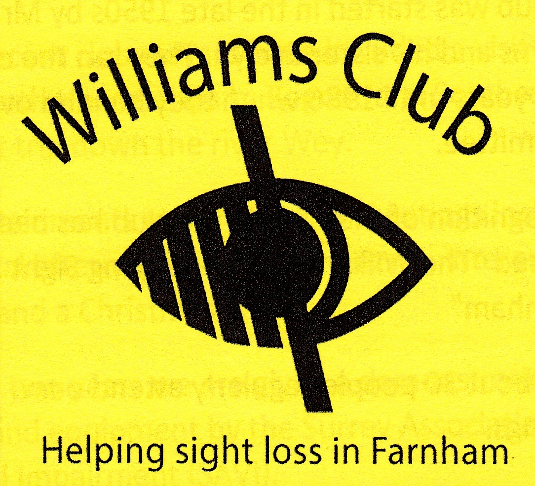 Williams Club Farnham 'Helping People With Sight Loss in Farnham